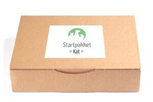 Proefzakjes en startpakketten (kat)